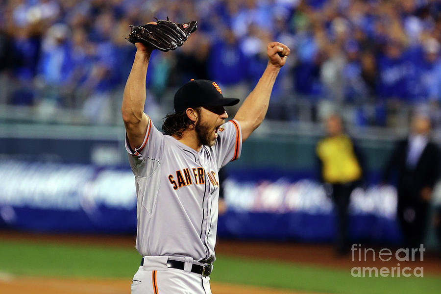 World Series - San Francisco Giants V 14 Photograph by Elsa