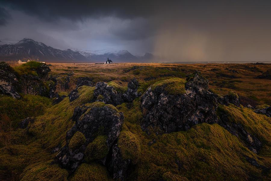 Landscape Photograph -  by David Martin Castan