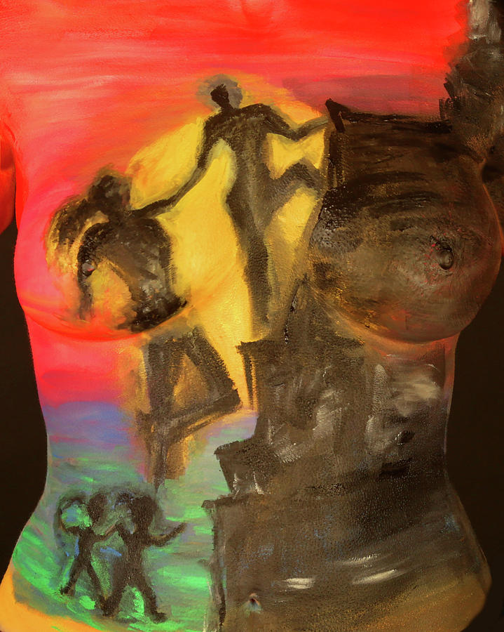 15. Brandi Adjmi, Artist, 2019  by Best Strokes -  formerly Breast Strokes - Hadassah Greater Atlanta