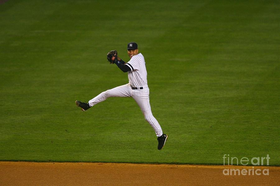 Boston Red Sox V New York Yankees Photograph by Al Bello