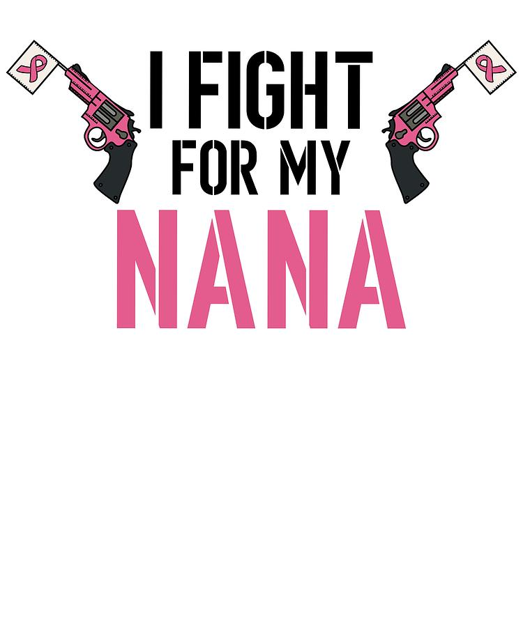 Cancer Digital Art - Breast Cancer Awareness Art For Warrior Women Light by Nikita Goel