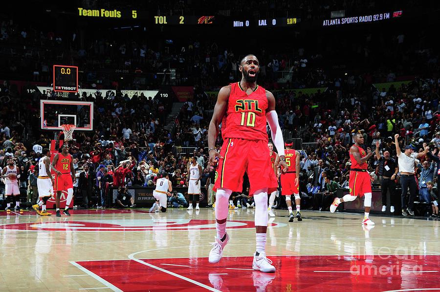 Cleveland Cavaliers V Atlanta Hawks Photograph by Scott Cunningham