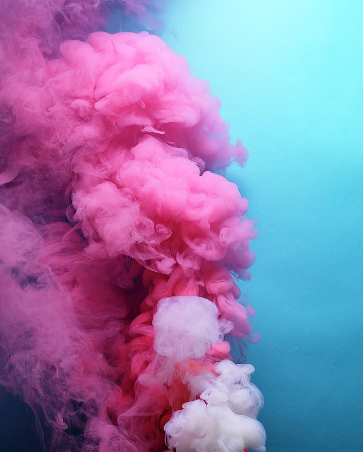 Картинки цветного дыма