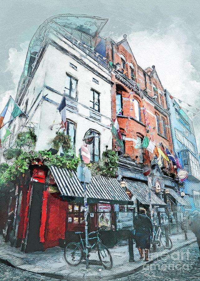Dublin Art Digital Art