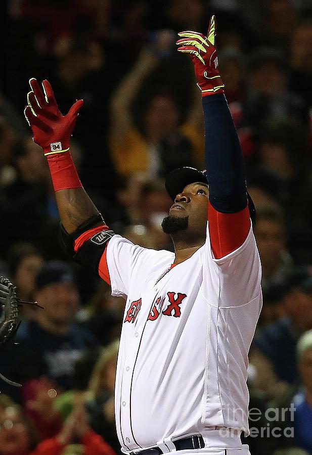 New York Yankees V Boston Red Sox 15 Photograph by Jim Rogash