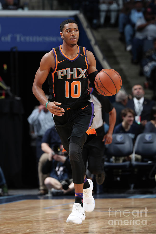 Phoenix Suns V Memphis Grizzlies Photograph by Joe Murphy