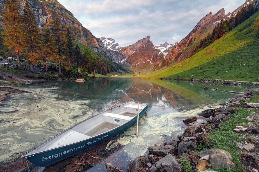 Seealpsee - Switzerland by Joana Kruse