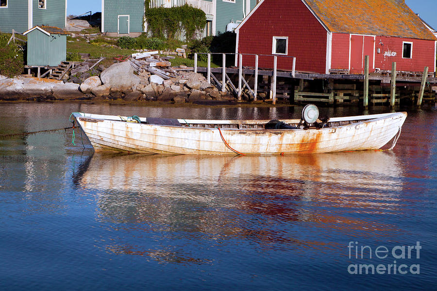 1512 Peggy's Cove by Steve Sturgill