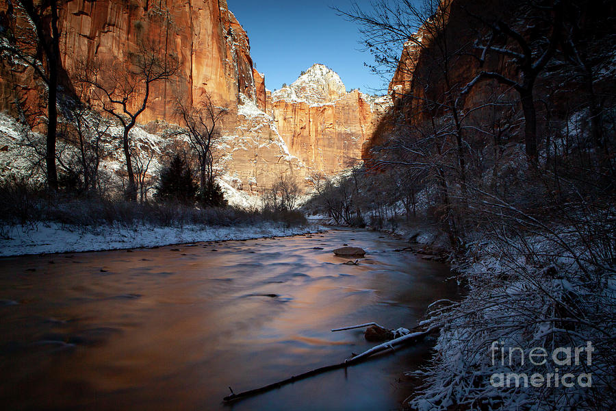 1545 Virgin River by Steve Sturgill