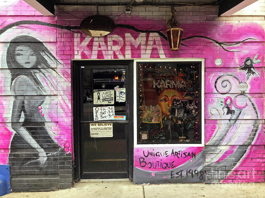 1554 Karma by Steve Sturgill
