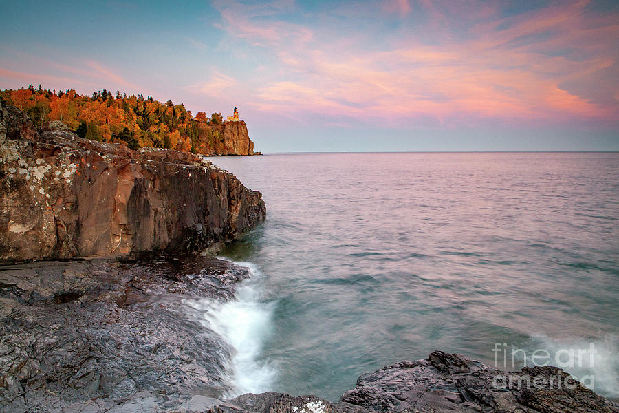 1561 Split Rock Lighthouse by Steve Sturgill