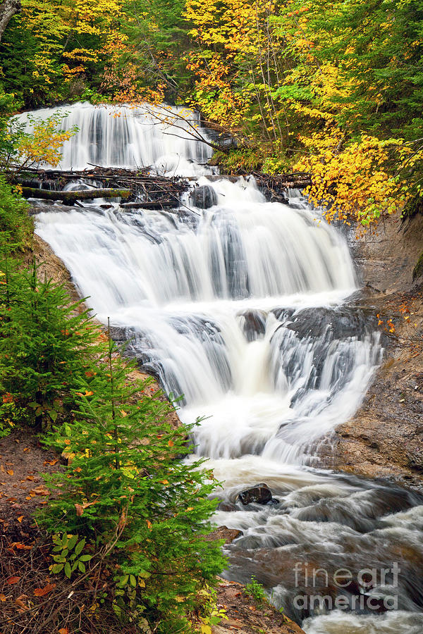 1575 Sable Falls Michigan by Steve Sturgill