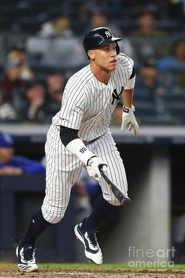 Kansas City Royals V New York Yankees Photograph by Mike Stobe