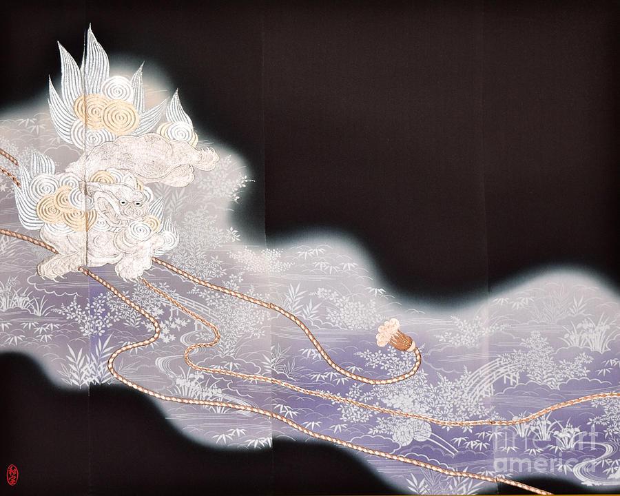 Spirit of Japan T68 Digital Art by Miho Kanamori