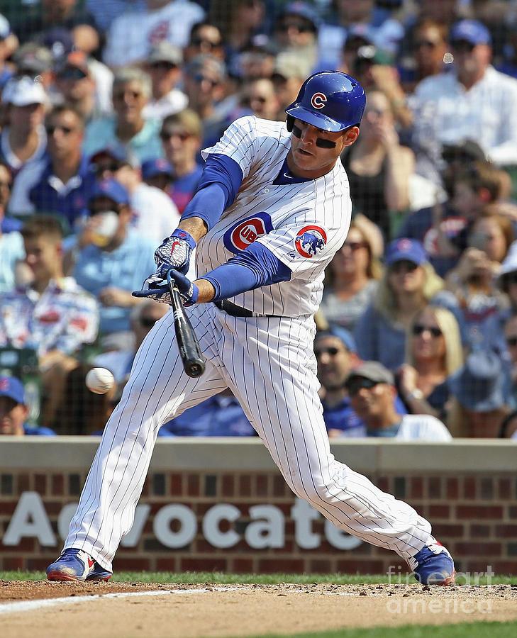 Washington Nationals V Chicago Cubs 16 Photograph by Jonathan Daniel
