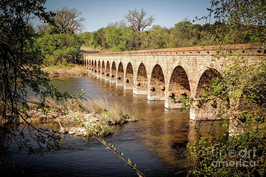 17 Arch Limestone Bridge by Imagery by Charly