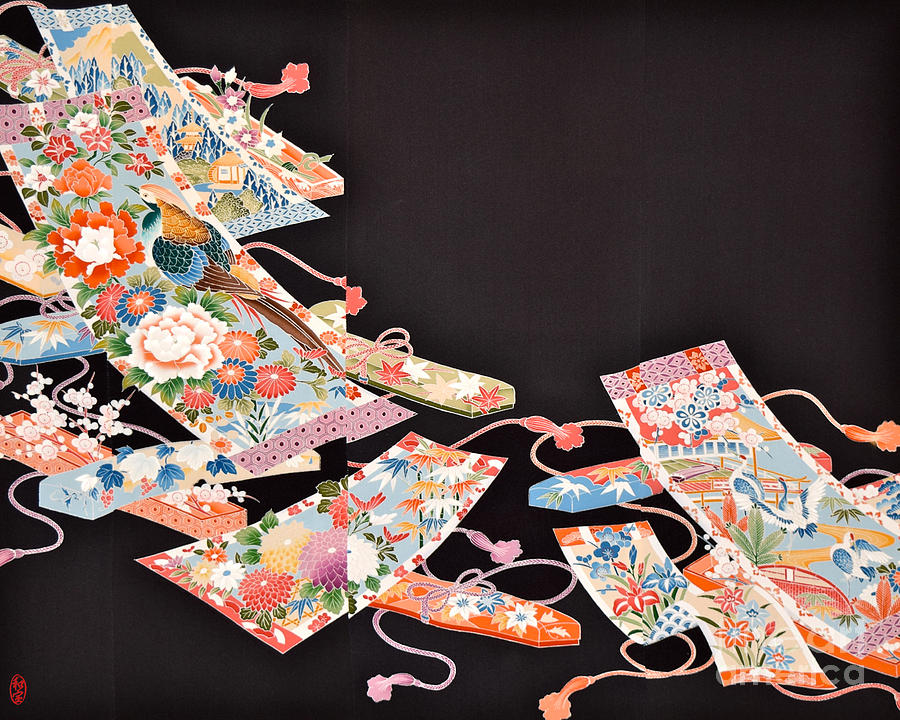 Spirit of Japan T67 Digital Art by Miho Kanamori