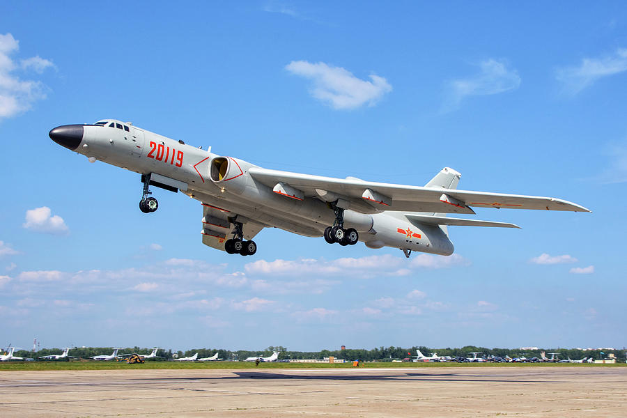 A Peoples Liberation Army Air Force by Daniele Faccioli