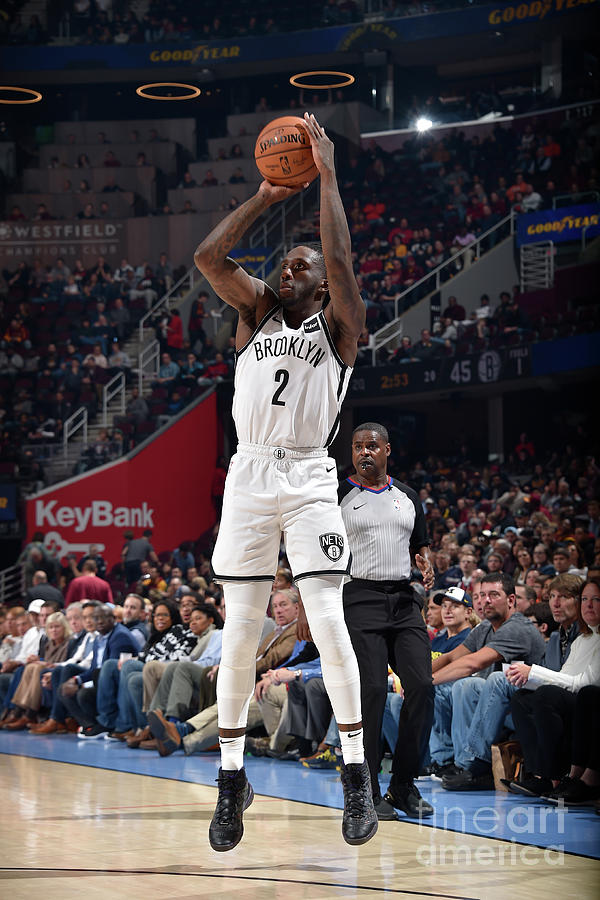 Brooklyn Nets V Cleveland Cavaliers Photograph by David Liam Kyle