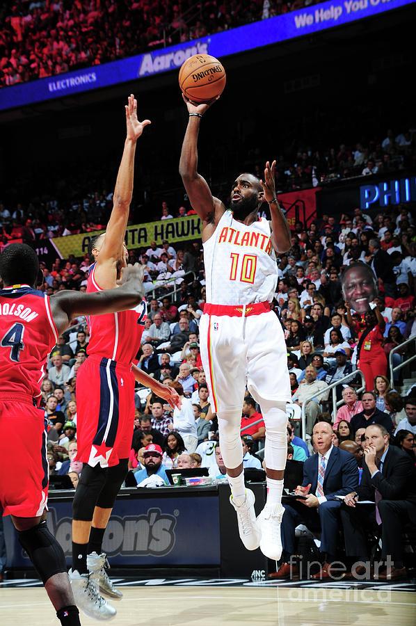 Washington Wizards V Atlanta Hawks Photograph by Scott Cunningham