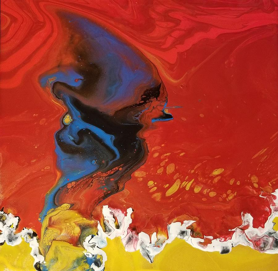 Acrylic Painting - 180847 by Paulina Roybal