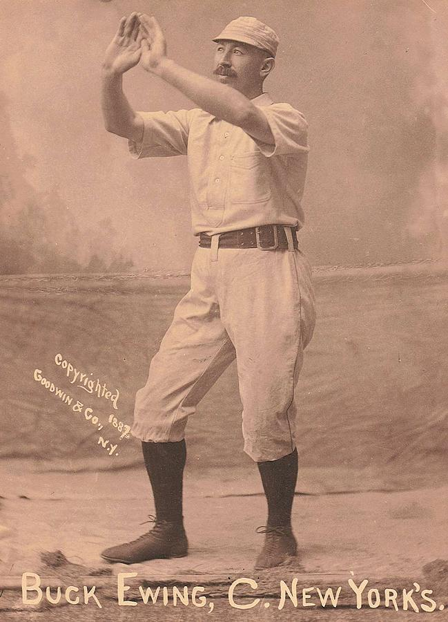 1888 Old Judge Tobacco Cigarette Baseball Player Card Making The Catch By Redemption Road