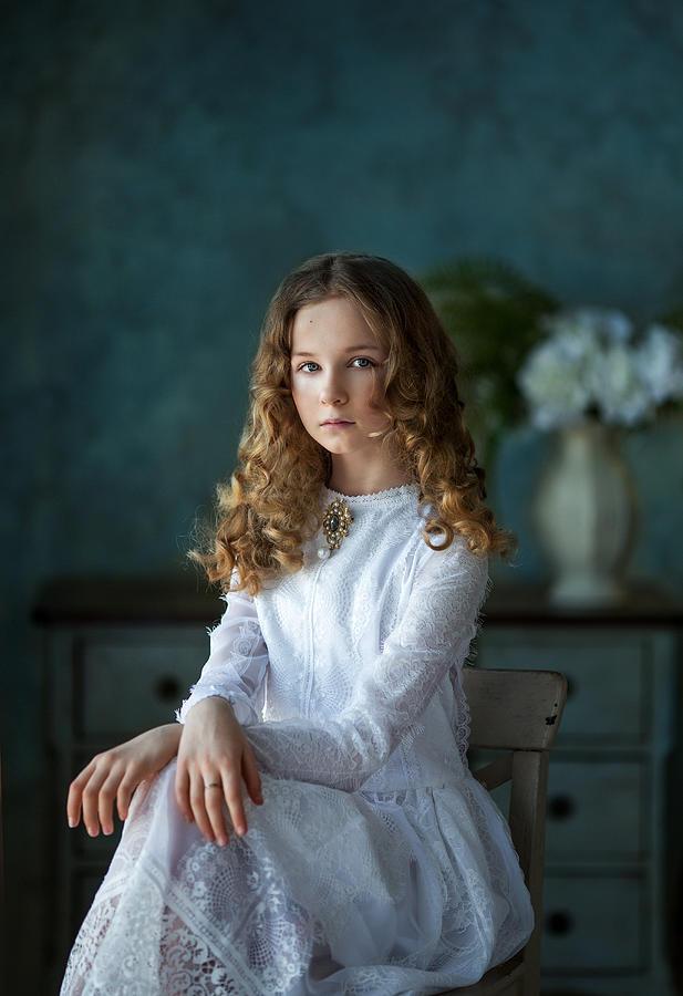 Portrait Photograph - *** by Alina Lankina