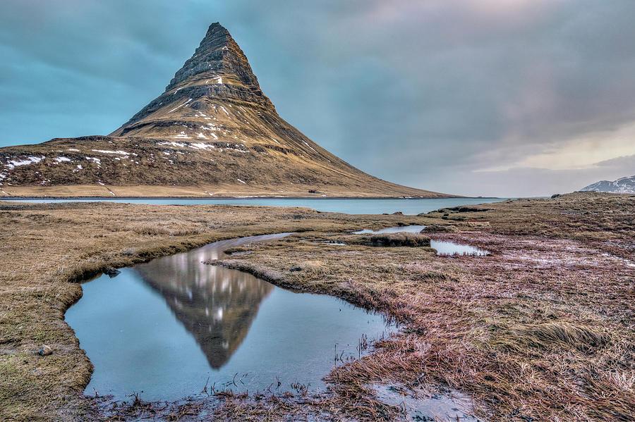 Kirkjufell Photograph - Kirkjufell - Iceland by Joana Kruse