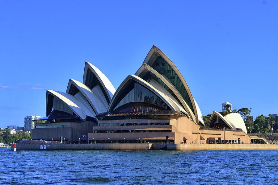 Sydney Australia Photograph - Sydney Australia by Paul James Bannerman