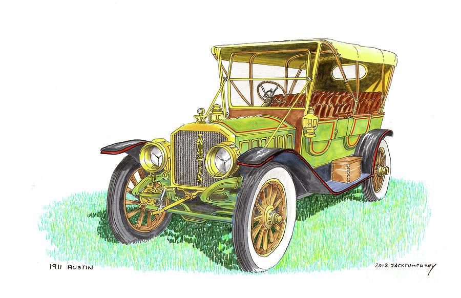 1911 Austin by Jack Pumphrey
