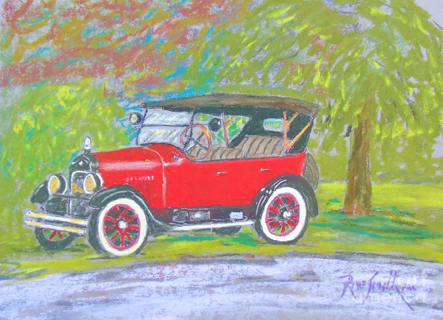 1923 MacLaughlin Buick by Rae  Smith PAC