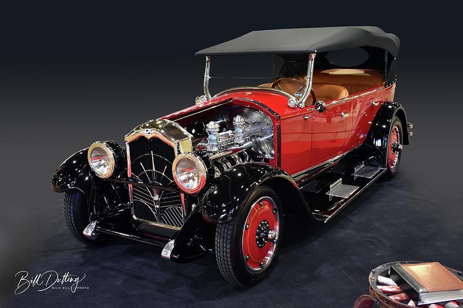 1924 Buick Custom by Bill Dutting