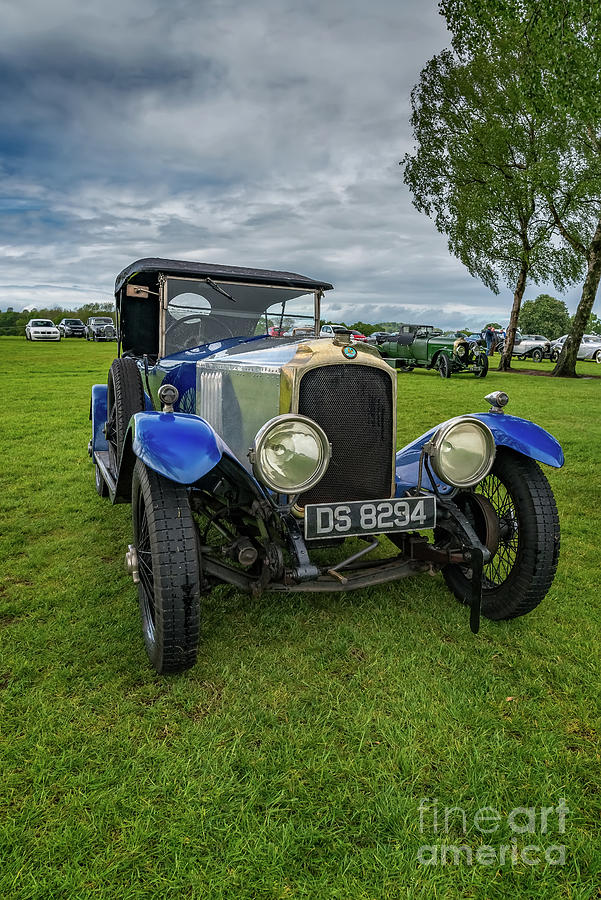 1924 Vauxhall Tourer by Adrian Evans