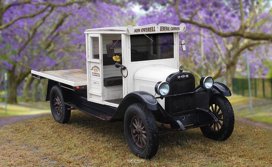 1926 Work Truck by Keith Hawley