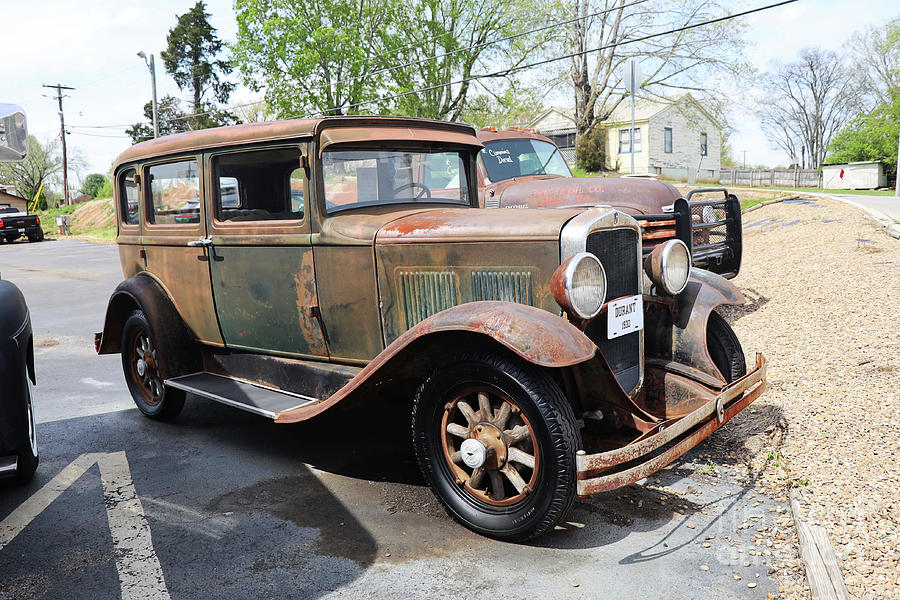 1930 Durant by Dwight Cook