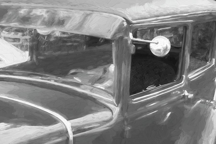 1932 Ford Tudor Sedan 002 by Rich Franco