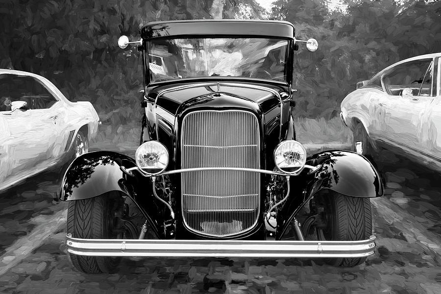 1932 Ford Tudor Sedan 006 by Rich Franco
