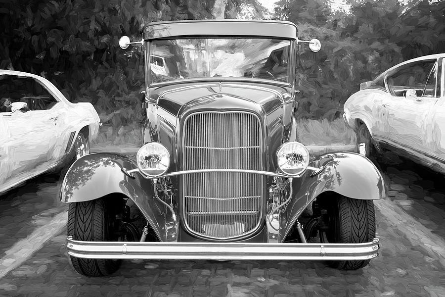 1932 Ford Tudor Sedan 007 by Rich Franco