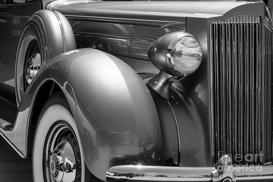 1934 Packard by Paul Quinn