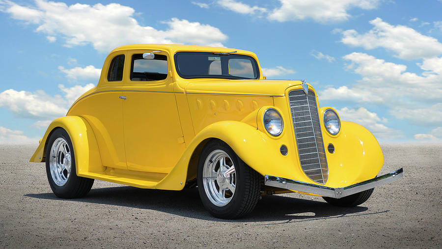 1935 Willys Coupe by Mike McGlothlen
