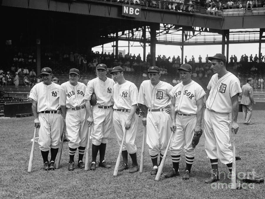 1937 All-Star Game  by Michael Graham