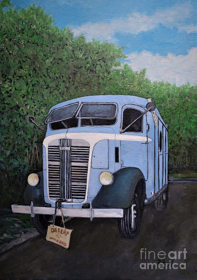 1937  GMC COE by Reb Frost