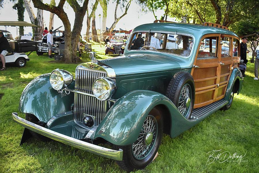 1937 Hispano-Suiza by Bill Dutting