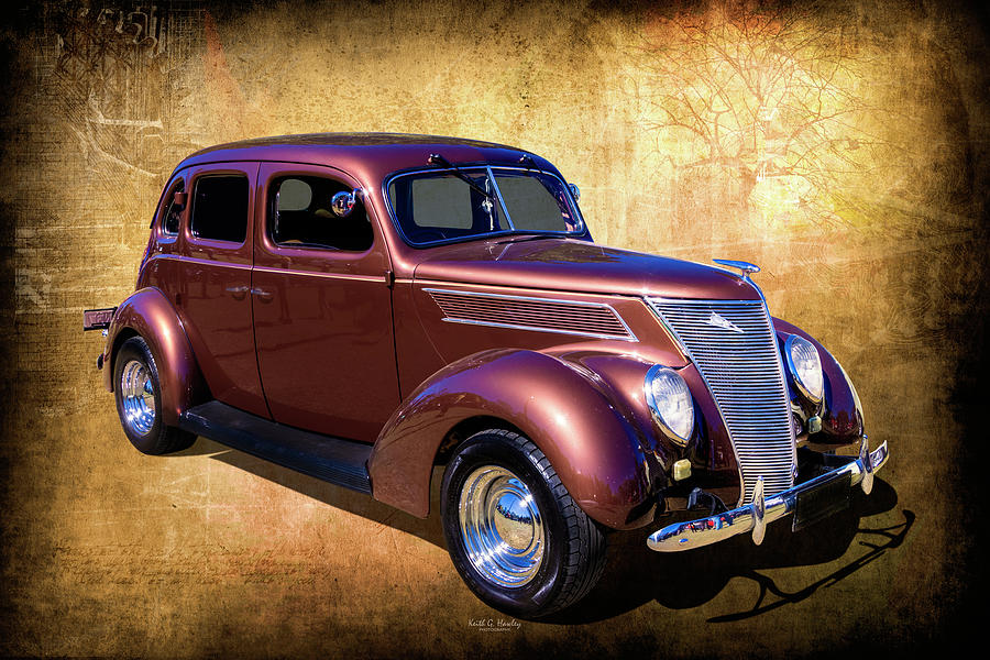 1937 Street Rod by Keith Hawley