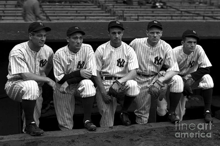 1937 World Series - New York Giants V Photograph by Kidwiler Collection