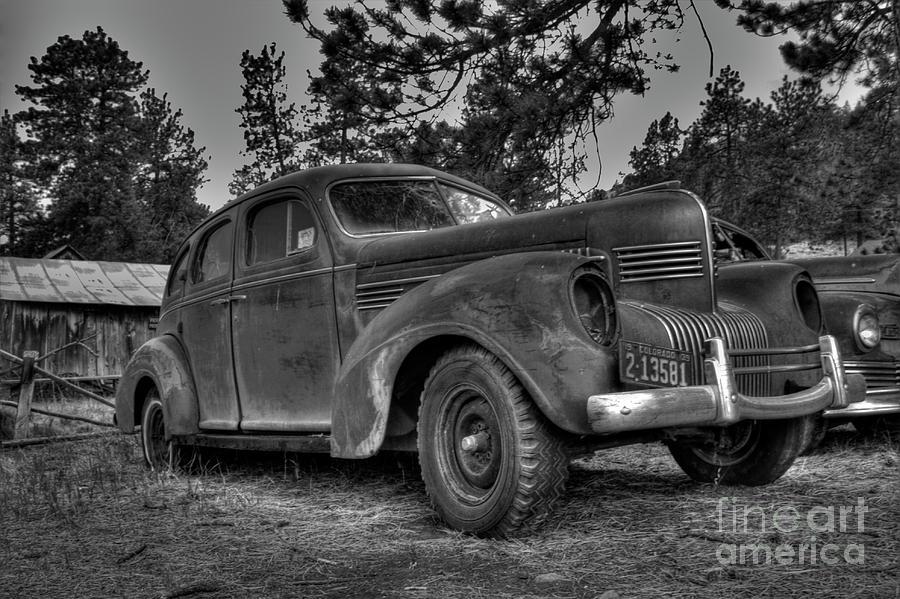 1939 Chrysler Royal Windsor by Tony Baca