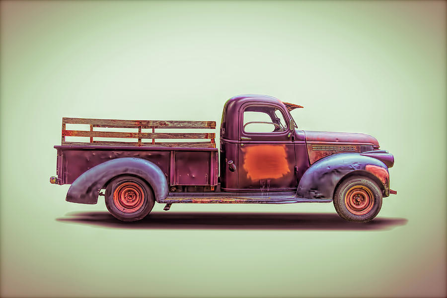 1942 Chevrolet Pickup Truck Photograph By Nick Gray