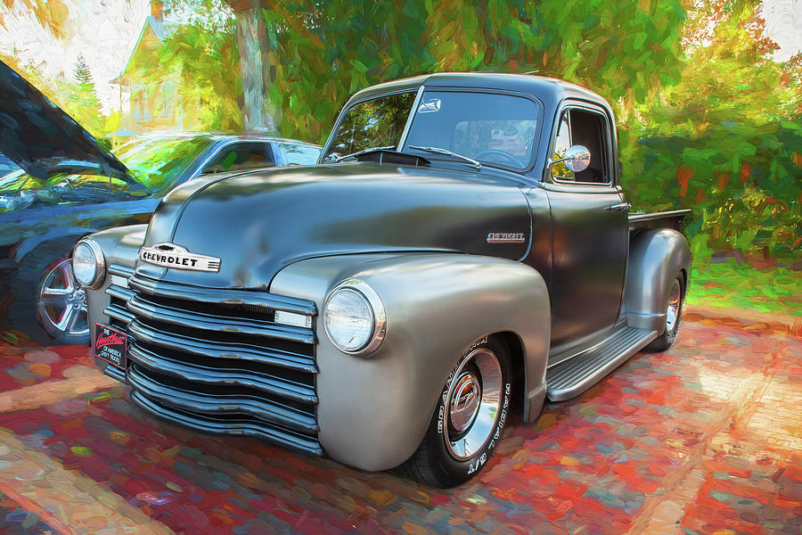 1947 Chevrolet 3100 Pickup Truck 101 Photograph By Rich Franco
