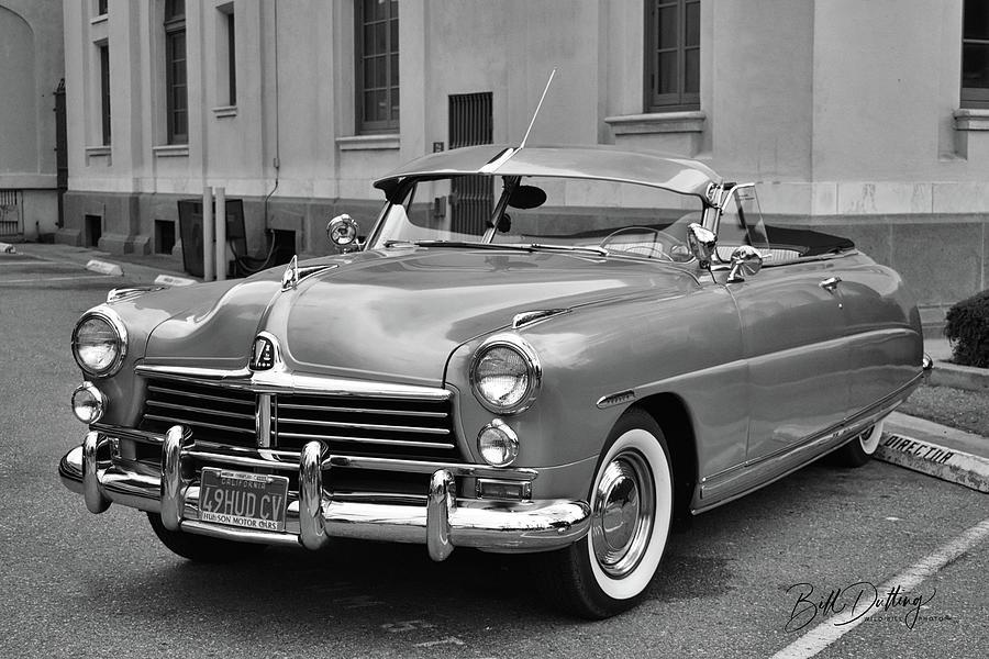 1949 Hudson Convertible by Bill Dutting