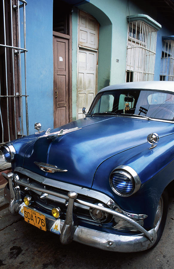 1950s Chevrolet Photograph by Dallas Stribley